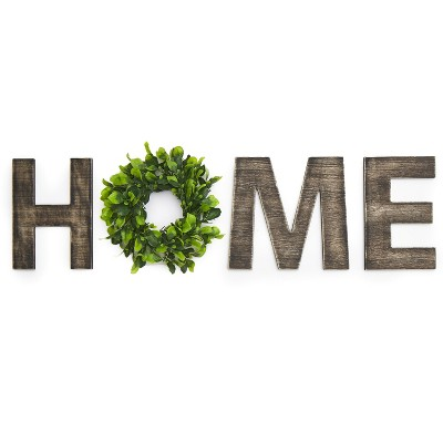 Lakeside 9-Pc. Seasonal Home Porch Sign