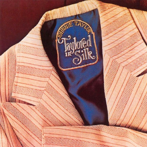 Johnnie taylor - Taylored in silk (Stax remasters) (CD) - image 1 of 1