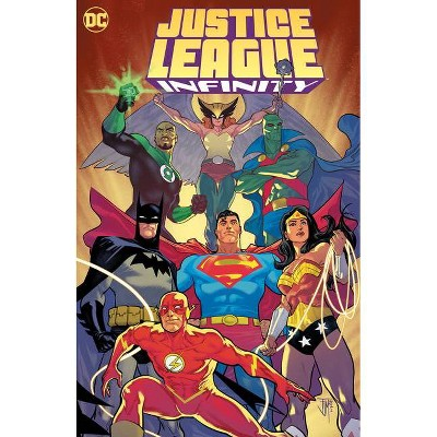 Justice League Infinity - by  J M Dematteis (Paperback)