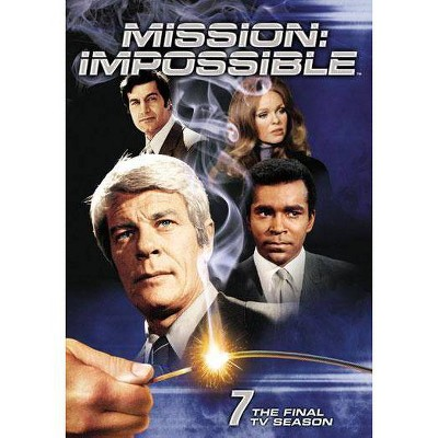 Mission: Impossible - The Final TV Season (DVD)(2009)