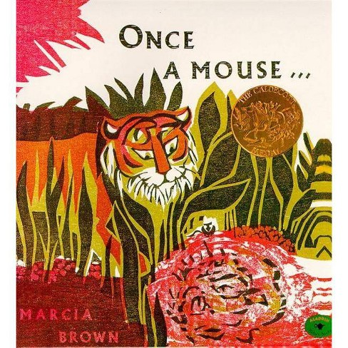 Once a Mouse - by  Marcia Brown (Paperback) - image 1 of 1