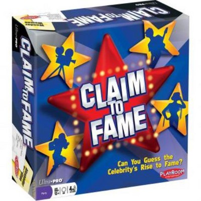 Claim to Fame Board Game