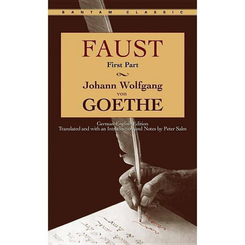 Faust - by  Johann Wolfgang Von Goethe (Paperback) - image 1 of 1
