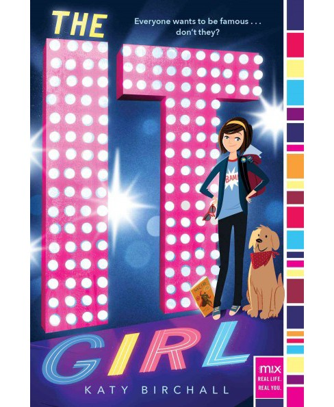 It Girl (Reprint) (Paperback) (Katy Birchall) - image 1 of 1