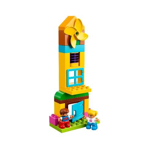 LEGO My First Large Playground Brick Box 10864   Target 6d8dd0cd4f54