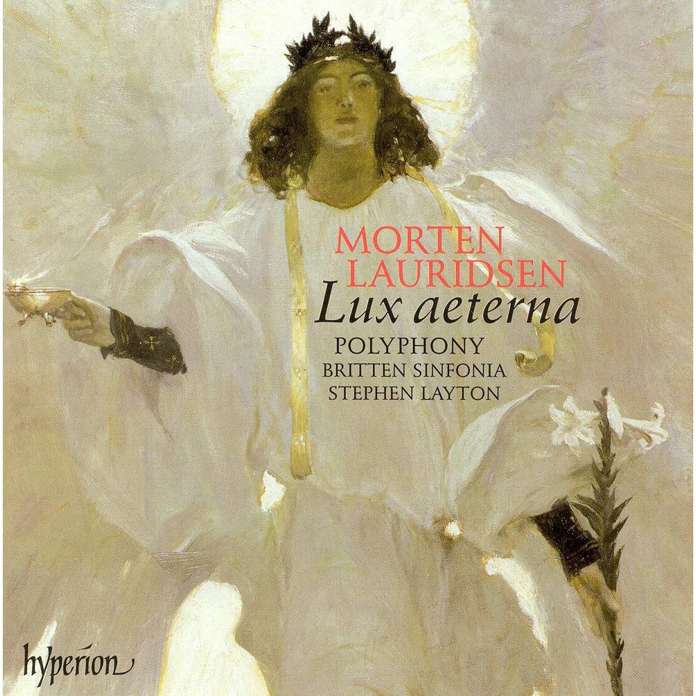 Polyphony - Lauridsen:Lux Aeterna Madrigal Ave (CD)