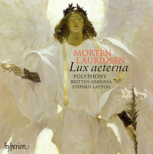 Polyphony - Lauridsen:Lux aeterna madrigal ave (CD) - image 1 of 1