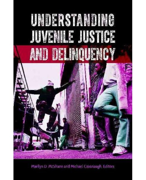 Understanding Juvenile Justice and Delinquency (Hardcover) - image 1 of 1