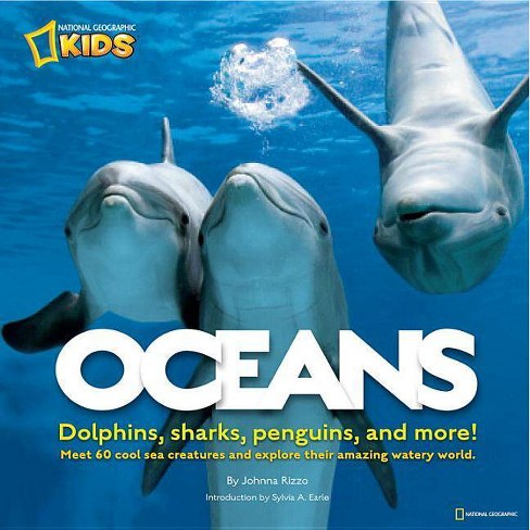 Oceans - (National Geographic Readers: Level 3) by  Johnna Rizzo (Hardcover) - image 1 of 1