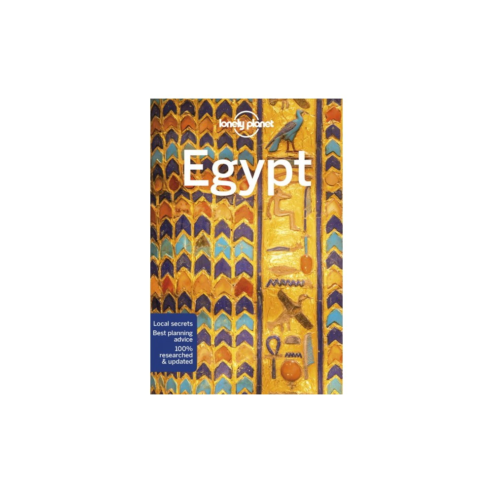 Lonely Planet Egypt - 13 (Lonely Planet Egypt) by Jessica Lee & Anthony Sattin (Paperback)