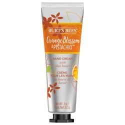 Burt's Bees Orange Blossom And Pistachio with Shea Butter Hand Cream - 1oz