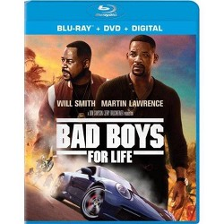 Bad Boys For Life (Blu-Ray + DVD + Digital)