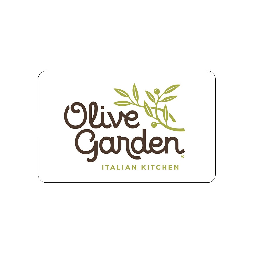 Olive Garden $25 (Email Delivery)