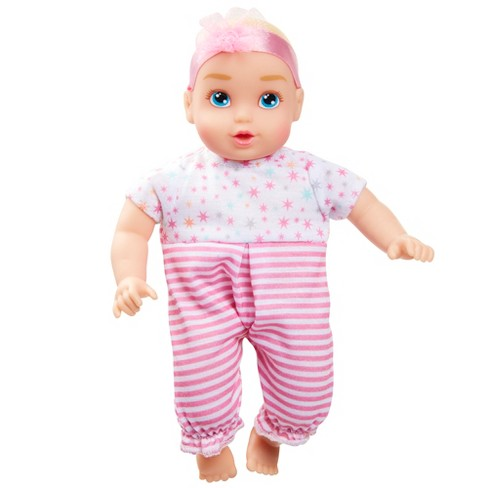 """Perfectly Cute 8"""" My Lil' Baby Doll - Blonde with Blue Eyes - image 1 of 4"""