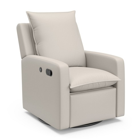 Motherly by Storkcraft Timeless Reclining Glider with USB Charging Port  - image 1 of 4