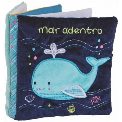 Mar adentro / Baby Touch Whale - RAGBK by Kenny Rettore (Hardcover)