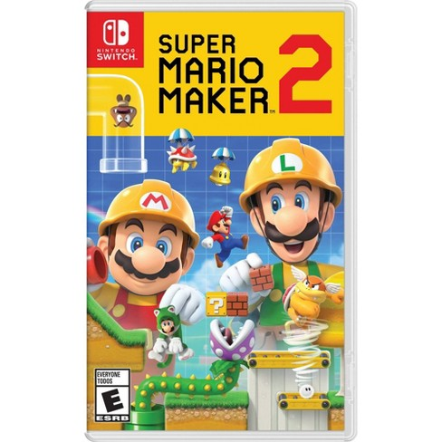 Super Mario Maker 2 - Nintendo Switch - image 1 of 4