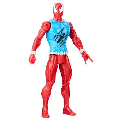 Spider-Man Titan Hero Series Web Warriors: Marvel's Scarlet Spider - image 1 of 4