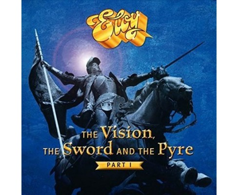 Eloy - Vision The Sword And The Pyre:Part I (Vinyl) - image 1 of 1