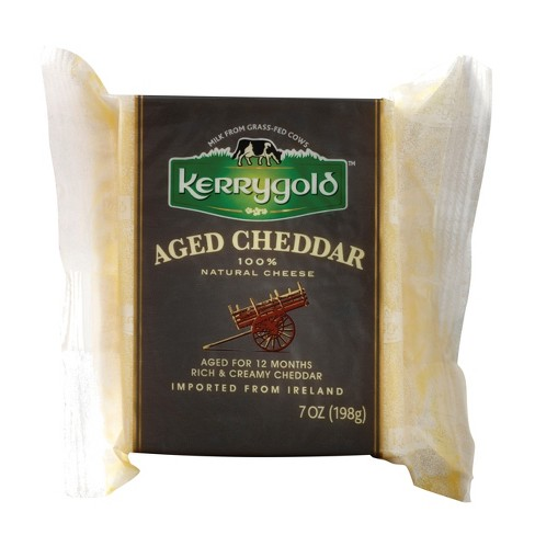 Kerry Gold Irish Aged Cheddar Cheese - 7oz - image 1 of 1