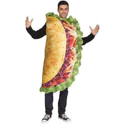 Fun World Funny Taco Adult Costume
