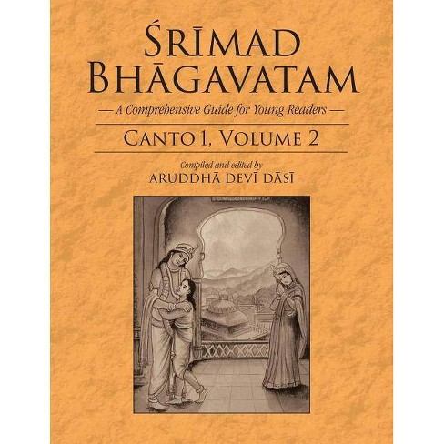 Srimad Bhagavatam - by  Aruddha Devi Dasi (Paperback) - image 1 of 1