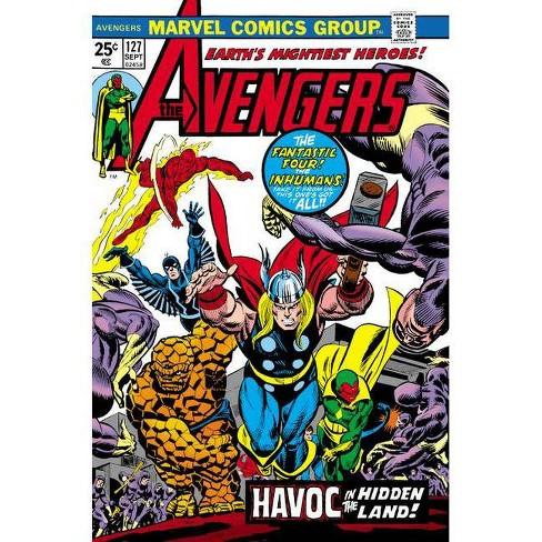 Avengers vs. Fantastic Four - (Paperback) - image 1 of 1