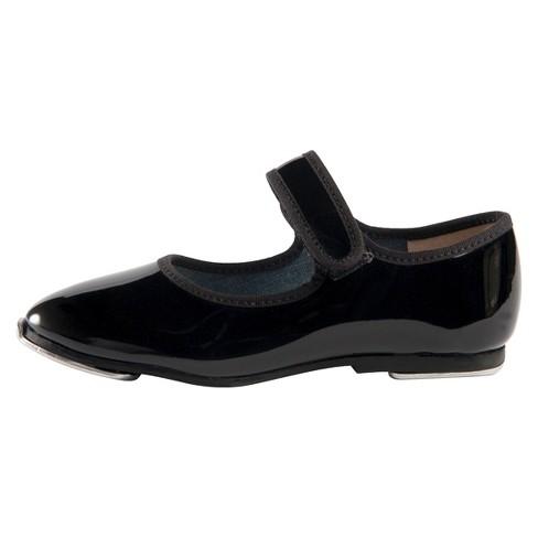 cda4fe43ad97 Toddler Girls  Danshuz® Tap Dance Shoes - Black   Target
