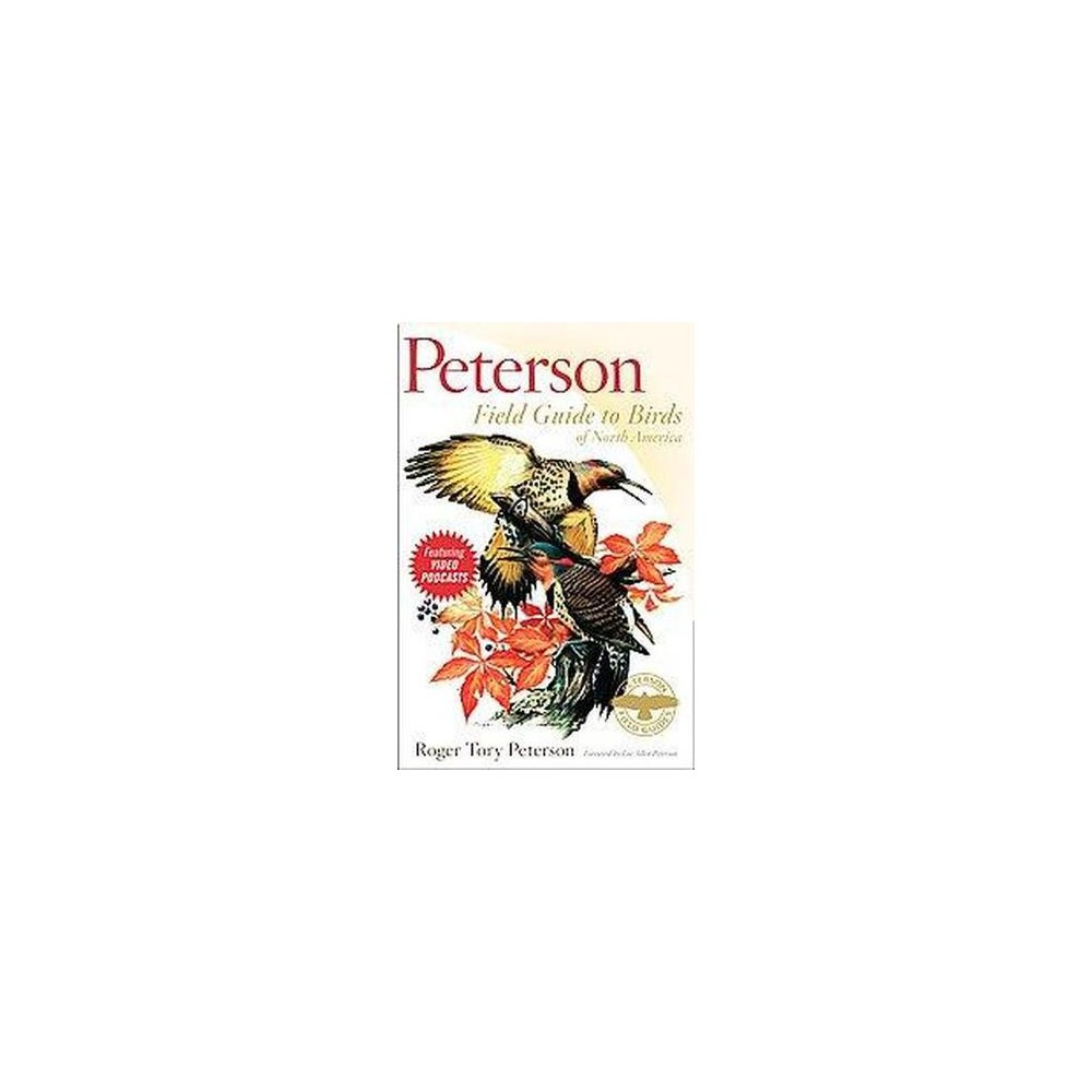 Peterson Field Guide to Birds of North America (Paperback) (Roger Tory Peterson)
