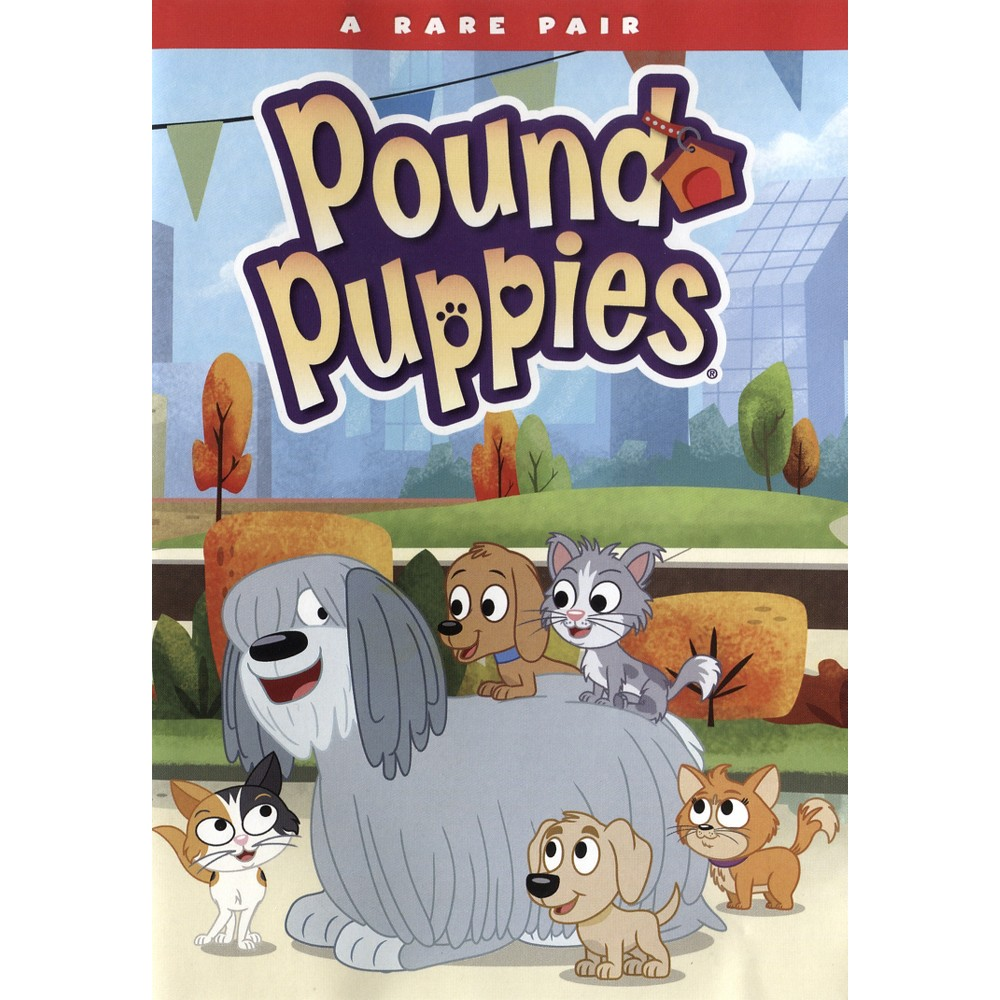 Pound Puppies:Rare Pair (Dvd)