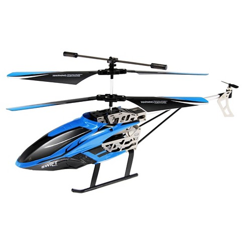 Sky Rover RC Helicopter - Rapide, Blue - image 1 of 1