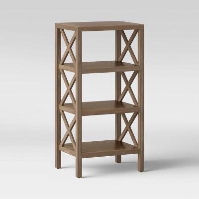 Owings Tower Shelf Rustic - Threshold™