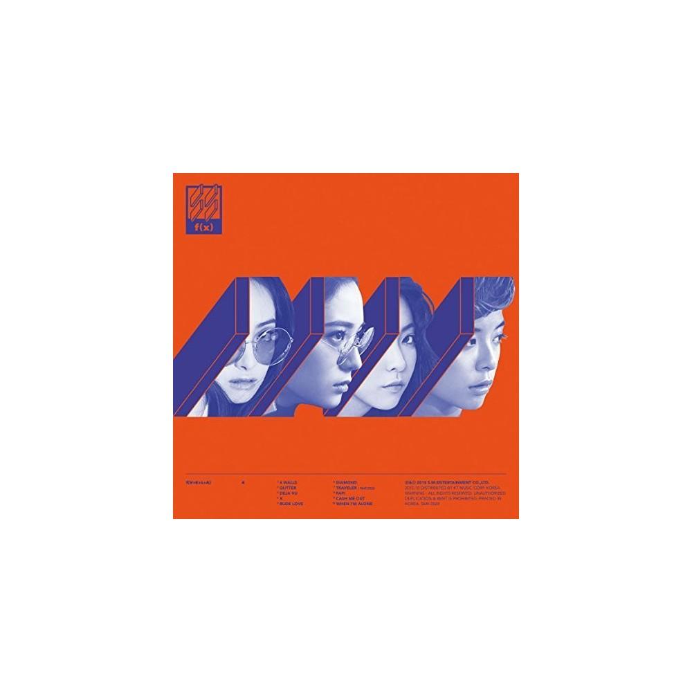 F (X) - 4 Walls:Vol 4 (CD)