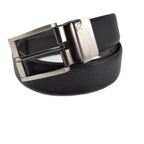 Men's Arnold Palmer Diamond Embossed Reversible Belt - image 1 of 1