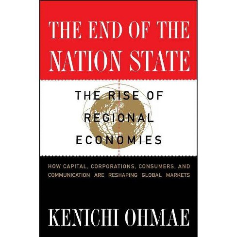 The End of the Nation State - by  Kenichi Ohmae (Paperback) - image 1 of 1