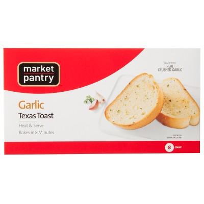Garlic Frozen Texas Toast - 11.25oz - Market Pantry™