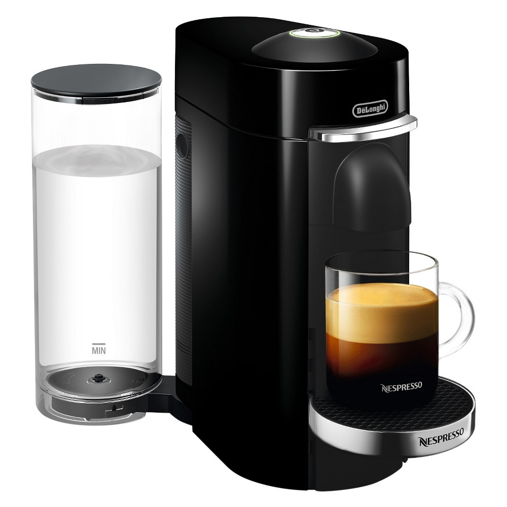 Image of Nespresso VertuoPlus Deluxe Coffee and Espresso Machine by De'Longhi