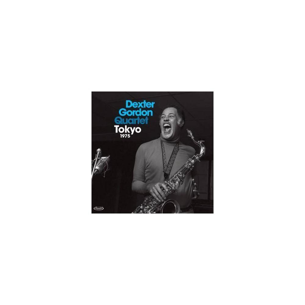 Dexter Gordon Tokyo 1975 Lp Vinyl