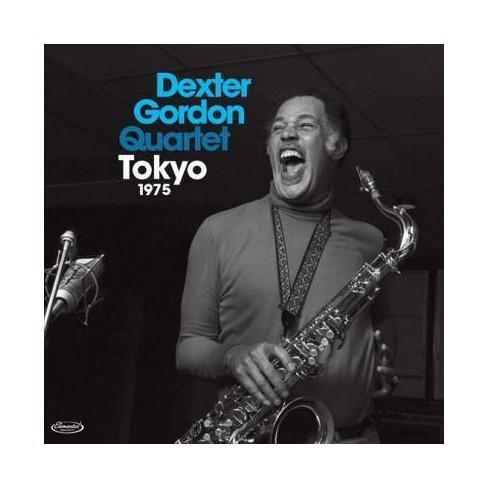 Dexter Gordon - Tokyo 1975 (Vinyl) - image 1 of 1