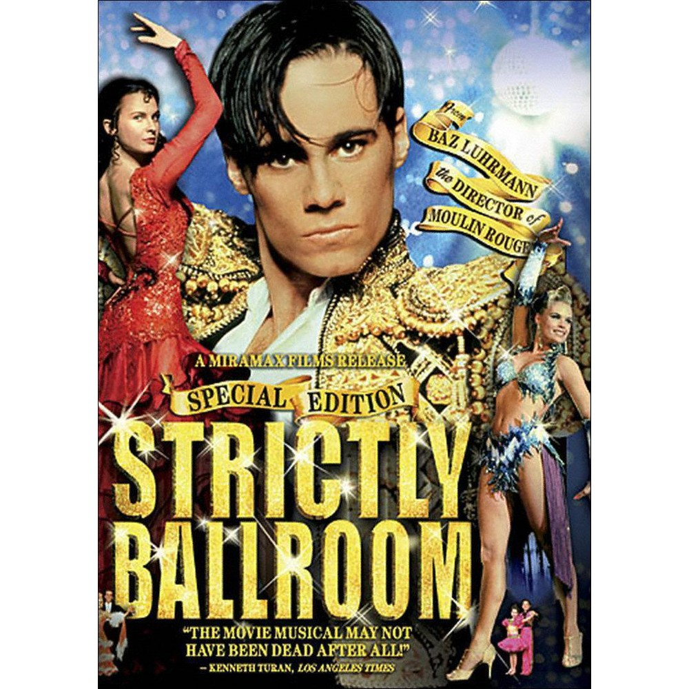 Strictly Ballroom (Special Edition) (dvd_video)