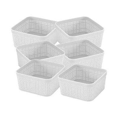 Simplify 6pk Organizing Set White