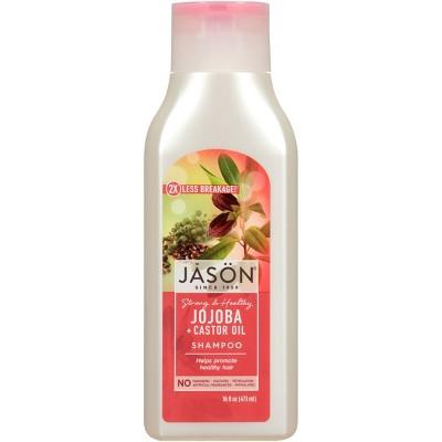 Jason Long & Strong Jojoba For Healthy Hair Growth Shampoo - 16 fl oz