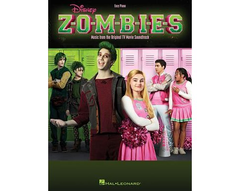 Zombies : Music from the Original TV Movie Soundtrack: Easy Piano -  (Paperback) - image 1 of 1