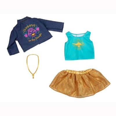 "Disney ILY 4ever 18"" Jasmine Inspired Fashion Pack"
