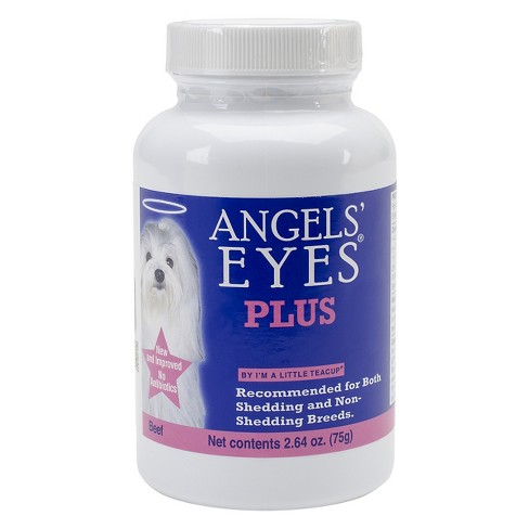 Angels' Eyes Antibiotic Free Supplement For Dogs - Beef (75g) - image 1 of 1