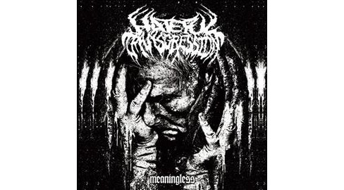 Hateful Transgressio - Meaningless (CD) - image 1 of 1