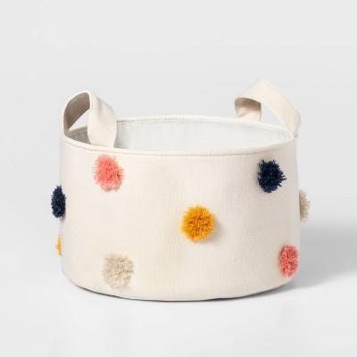 Small Pom-Pom Storage Basket - Pillowfort™