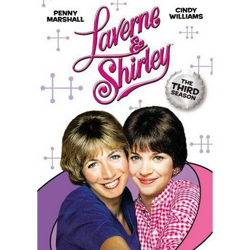 Laverne & Shirley: The Third Season (DVD) - image 1 of 1
