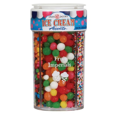 Dean Jacob's Ice Cream Accents - 5.86oz - image 1 of 1