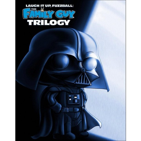 The Laugh It Up, Fuzzball: The Family Guy Trilogy (3 Discs) (Blu-ray) - image 1 of 1
